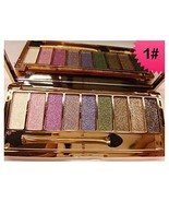DISAAR BEAUTY 9 Colors Glitter Eyeshadow Eye Shadow Palette & Makeup Cos... - $7.50