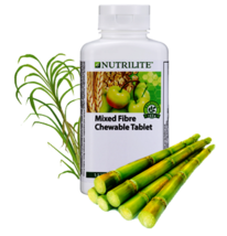 Nutrilite Mixed Fibre Chewable Tablet (60 tab) Free Shipping Worldwide - $60.00