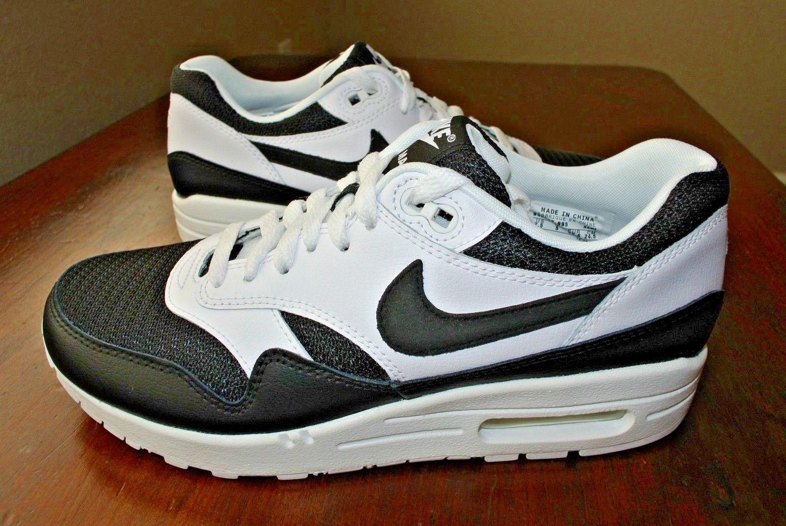 huge sale 5e834 ddbfa Nike Nikei D Air Max 1 Panda Black White and 50 similar items. 57