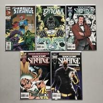 Lot 10 Doctor Strange (1988 3rd Series) #57 62 63 65-67 70 71 74 75 VF V... - $29.70