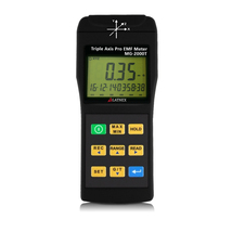 Latnex MG-2000T: Triple Axis Pro EMF Meter for Extremely Low Frequency (ELF) - $169.99