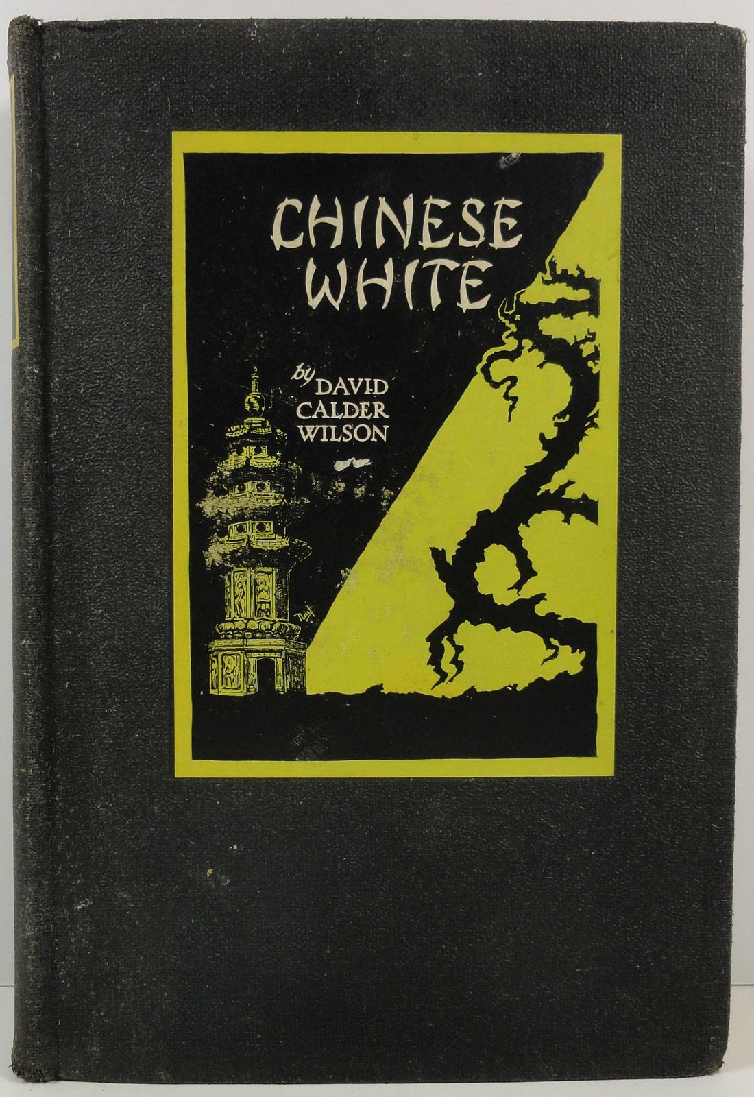 Primary image for Chinese White by David Calder Wilson 1927 J.H. Sears Company