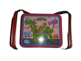 TMNT Vintage 90s Tin Graffiti Box Teenage Mutant Ninja Turtles Mirage St... - $34.64