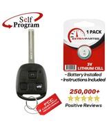 For 1997 1998 1999 2000 2001 2002 2003 2004 2005 Lexus GS300 Remote Key ... - $15.69