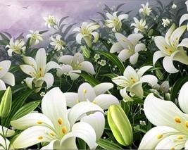 BEST PRICE 50 Seeds Heirloom Lilium Lily Flower,DIY Decorative Plant E3455 DG - $4.61