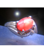 FREE W OOAK HAUNTED RING OFFER ONLY ULTIMATE QUEEN PAMPER MAGICK 925 7 S... - $0.00