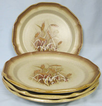 Mikasa Whole Wheat E8001 Granola Dinner Plate set of 4 - $43.45