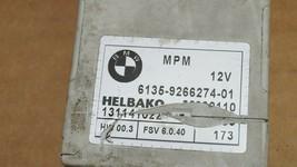BMW MPM Micro Power Control Module 6135-9266274-01 image 1