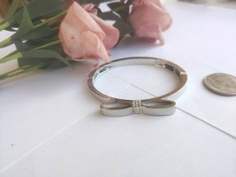Lia Sophia Ladylike Cut Crystal Stretch Bracelet - $9.89