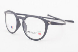 Tag Heuer 3052 003 Reflex Gray Eyeglasses TH3052-003 47mm - $234.22