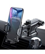 VANMASS Car Phone Mount, Dashboard Windshield Air Vent Cell Phone Holder... - $22.77