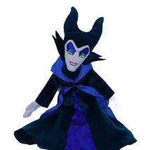 Maleficent Sleeping Beauty Aurora plush stuffed animal Disney Store Excl... - $38.65