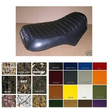 HONDA ATC185 Seat Cover 1980 ONLY   ATV  in 25 COLORS & PATTERNS   (W/ST/E) - $46.71