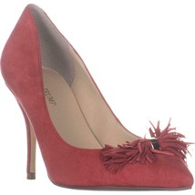 Ivanka Trump Dirent Classic Pointed Toe Pumps, Medium Red, 6 US - €51,54 EUR