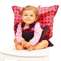 My Little Seat Portable Infant High Chair (Pinky Buttons) - $55.89