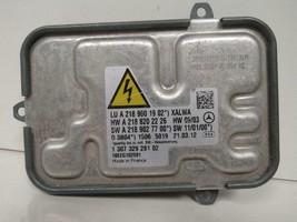 2012 2013 2014 MERCEDES CLS-CLASS CLS63 CLS550 HEADLIGHT CONTROL MODULE ... - $213.40