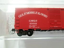 Micro-Trains # 07300540 Gulf, Mobile & Ohio 40' Standard Boxcar N-Scale image 2