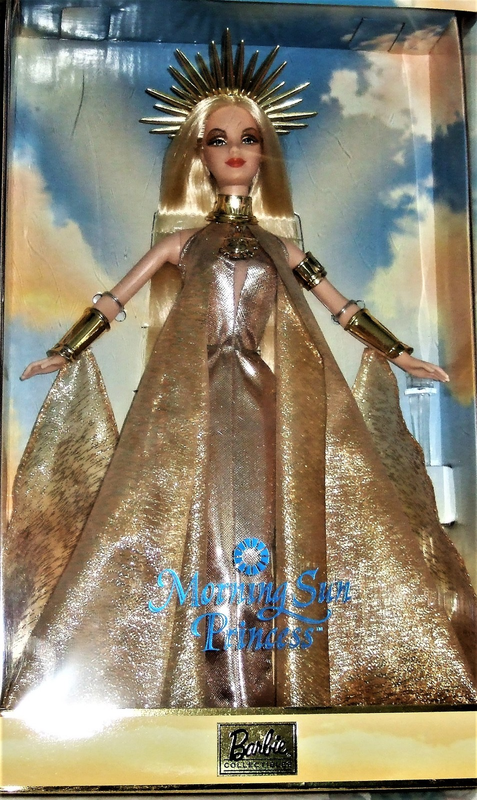Barbie Doll -Morning Sun Princess 2000 Barbie Doll-  Celestial Collection