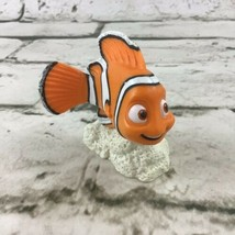 "Disney Pixar Finding Nemo 2"" Coral Figure PVC Cake Topper Toy Clown Fish - $9.89"
