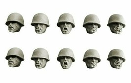 SPCB5205 Spellcrow 28mm Conversion Bits Guards Heads in M1 Helmets
