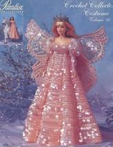 1495 Fairytale Renaissance Princess for Barbie Paradise #80 Crochet PATTERN Book - $7.17