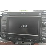 2005-2007 JEEP GRAND CHEROKEE COMMANDER REC 6CD GPS NAVIGATION RADIO 050... - $449.99