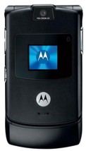 2018 ORIGINAL Motorola V3 Razr Black 100% UNLOCKED 2G Mobile Phone WARRA... - $39.45