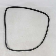 BMW E39 5-Series Black Rear Door Entry Edge Trim Seal Left Right 1996-2003 OEM - $39.59