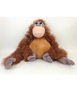 "Disney Store Jungle Book King Louie Orangutan 14"" Plush Stuffed Animal M... - $36.48"