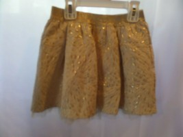 Gap Kids Skirt Size 6-7 Gold shade - $4.00