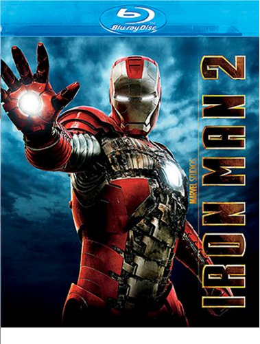Iron Man 2 [2-Disc Blu-ray]