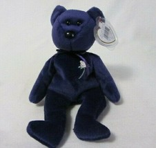 """Ty B EAN Ie Baby """"Princess"""" Diana Bear From 1997 Rare & Retired Mint Condition - $19.99"""