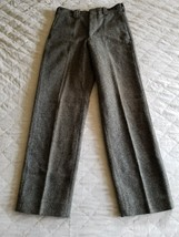 Vintage L L BEAN USA Made Wool Blend Hunting Pants 32 x 32 Used Nice Con... - $45.00