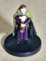 Dungeons & Dragons Miniatures Village Priest #12 D&D Mini Collectible Wizards! - $4.99