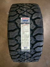 33X12.50R22LT Kenda KLEVER R/T KR601 114R 12PLY BLK LOAD F 80PSI (SET OF 4) - $896.00