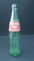 Diet Rite Cola Soda Bottle - $2.50