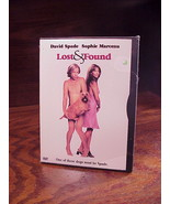 Lost and Found DVD, Semi-Sealed, with David Spade and Sophie Marceau, 19... - $8.95