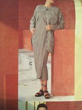 Vogue Sewing Pattern  # 1426 SZ 20-22-24 Dress, Top, Pants, Skirt. Jacket Uncut image 3