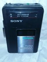 Vintage Sony Walkman cassette player WM AF28 - $37.37