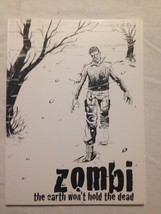 Zombi: The Earth Won't Hold the Dead RPG - $40.99