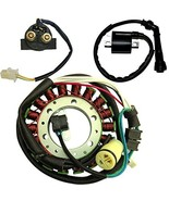Zoom Zoom Parts Ignition Coil Magneto Stator Starter Relay for 2004 2005... - $64.95