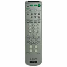 Sony RM-Y180 Factory Original TV Remote KV20FA210, KV27FA210, KV36FS200 - $11.09