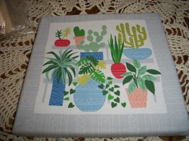 Make It Eazy Peazy Needle Creations Kit~Cactus Garden  - $8.00