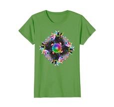 Black Unicorns Beauty Rainbow Graphic Design TShirt - $19.99+