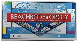 BEACHBODY OPOLY Beach Body  Themed Monopoly Board Game NEW IN BOX - $46.52