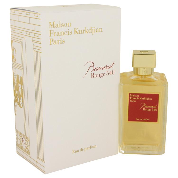 Mason francis kurkdjian baccarat rouge 540 6.8 oz perfume