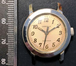 Vintage Caravelle Watch - Functional - No Strap - $18.96 CAD