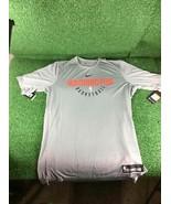 Team Issued Washington Wizards Nike Short Sleeve Warmup Shirt, XXL Tall - $24.99