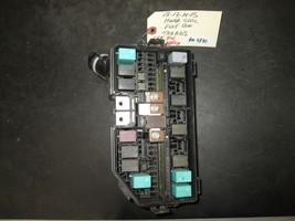 12 13 14 15 Honda Civic Fuse Box #TR0A012 - $69.25