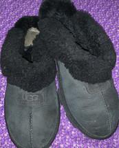 UGG Australia Women's Coquette Slipper BLACK size  9 - $25.83